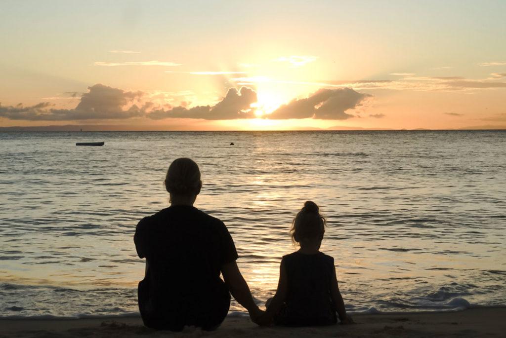 Sunset-with-mum